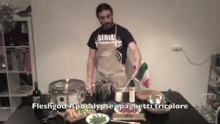 fleshgod apocalypse   learn how to cook with francesco paoli