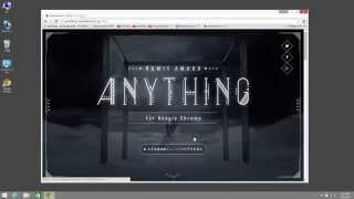 Gambar cover Anything for Google Chrome Sample Movie