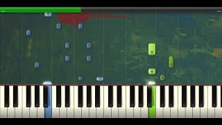 Flashed Junk Mind - Milky Chance - Piano Edition