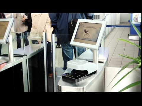 ICTS Systems - SmartQ Airport Queue Management System