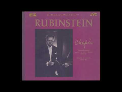 Chopin Piano Sonata no. 2 & 3 /Rubinstein (XRCD) 1961/2008 mp3