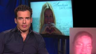 Karen Benardello from Yahoo Voices Interviews Antonio Sabato, Jr. about AnastasiaDate.com.