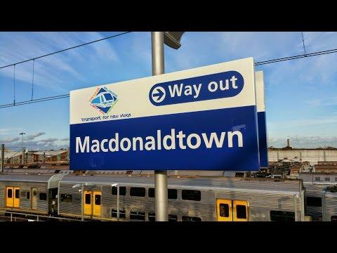Transport for NSW Vlog No.637 Macdonaldtown pt 7