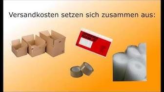 Motedis - Versandkosten - Shipping costs