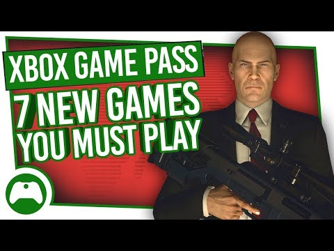 Xbox Game Pass Update: 7 New Games You Must Play