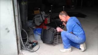 Инструкция по ремонту стульев ISO своими руками в Гомеле.(Если сломались крепления ножек у стула, ничего страшного. 10 минут и Ваш стул будет прочнее, чем новый. Помощ..., 2016-08-20T21:57:56.000Z)