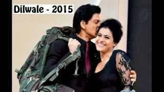 Dilwale songs 2015   Kaise Jiyen   Arijit Singh   Shah Rukh Khan, Kajol, Latest Full Song