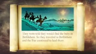 Jesusandkidz.com - The Story of The Three Wise Men