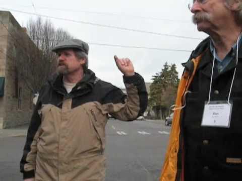 Walking Tour: Small towns, big ideas