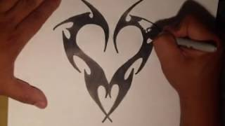 How to draw a Heart by wizard---(REQUESTED)