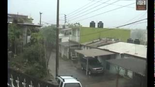 Tormenta Tropical Bud se aleja de Michoacán