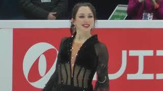 Елизавета Туктамышева ПП Гран-при кубок Ростелеком, Москва 21.11.2020