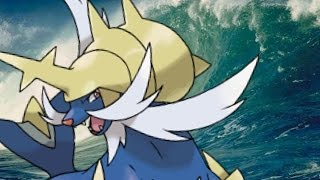 Pokemon X and Y Moveset: Mix Bulky Samurott