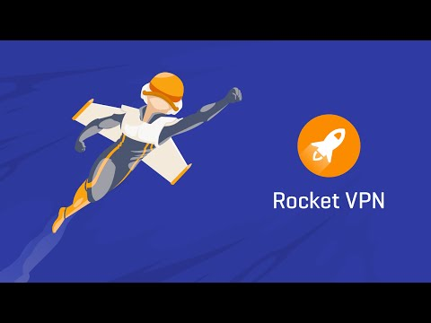 Rocket VPN - Free VPN Client
