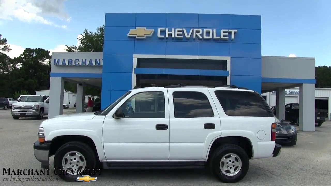 11 Year Old Chevy Tahoe - Looks Amazing! 2006 Chevrolet Tahoe Review ...
