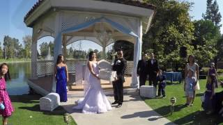 Almansor Court Wedding  Dove Release 714 903-6599