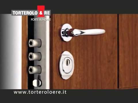 TORTEROLO & RE - Porte Blindate