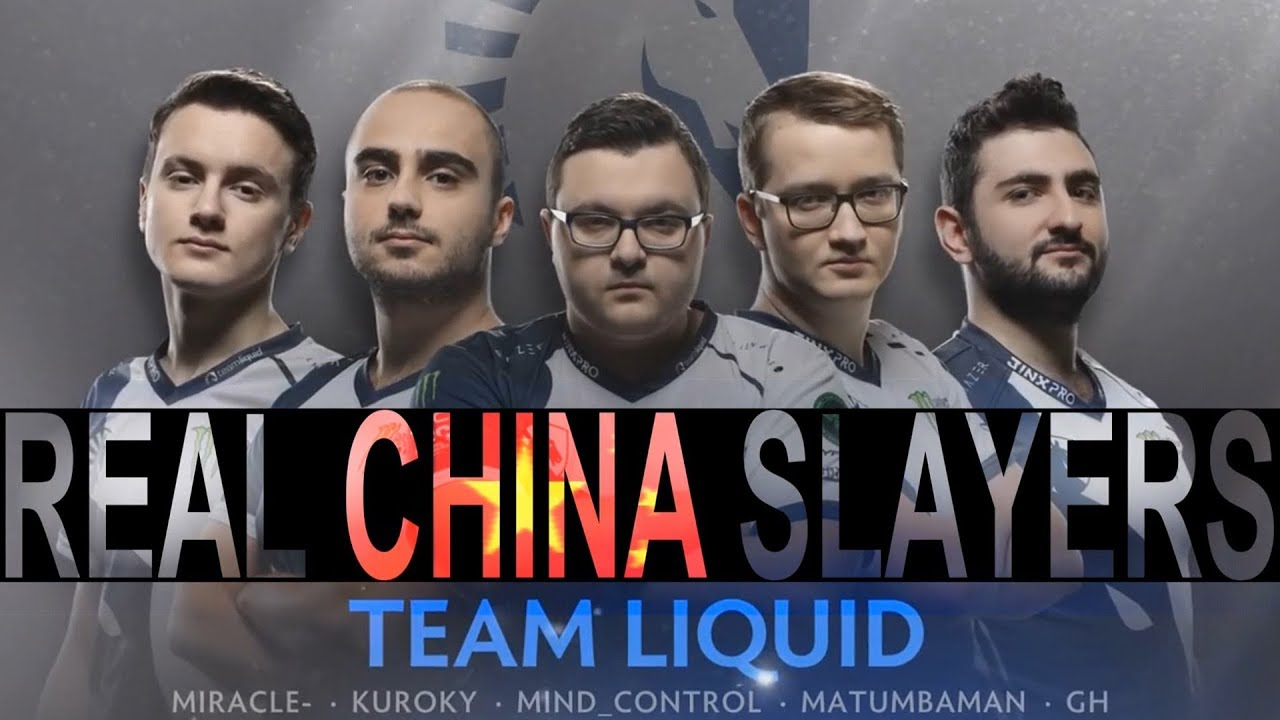 Image result for liquid real china slayers