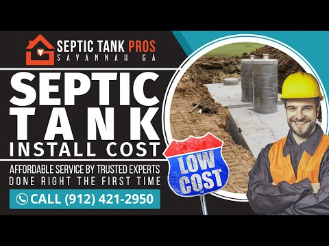 Septic Tank Replacement Cost in Louisville