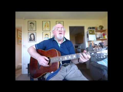 12-string Guitar: Sweet Rosie O'Grady (Including lyrics and chords)