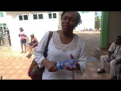 New Akina City  Hotel in Techiman - Ghana Tour May 2017