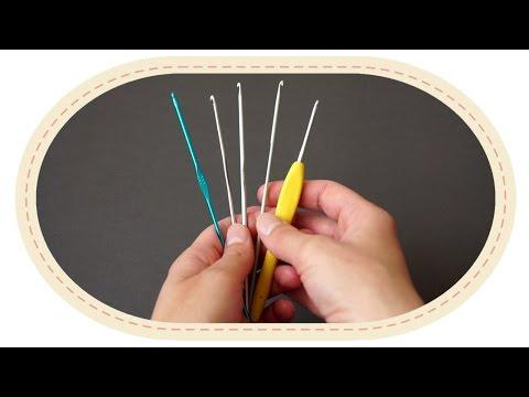 видео: Самый лучший крючок? Обзор крючков addi, tulip, clover и другие. best hook for crocheting?