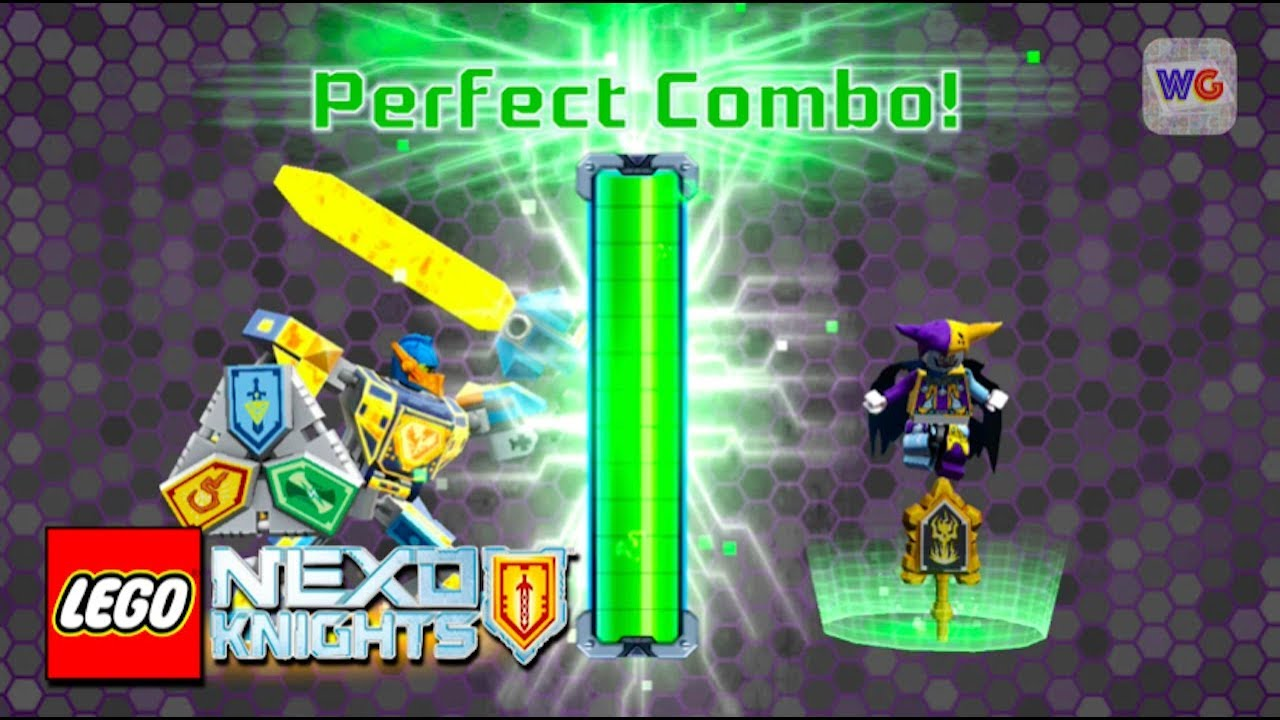 LEGO Nexo Knights Merlok 2.0 – Battle Suit Clay VS Jestro Battle Finale End Game