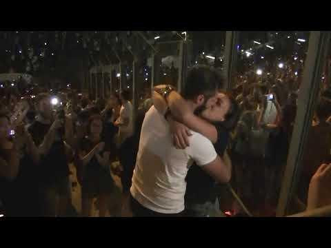 Ed Sheeran - Perfect (con Proposta Di Matrimonio) - Live @ Roma Stadio Olimpico 16.06.2019