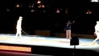 2008 Olympics Fencing (sabres) Men