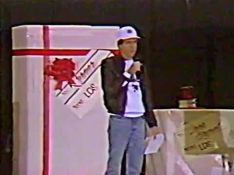 Carl Mason in the Limited Rapp in 1987.