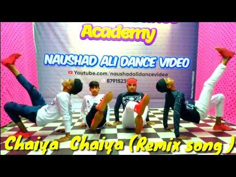 Chaiya Chaiya (Remix) dance by Naushad Ali group