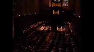 Publication Date: 2017-12-16 | Video Title: Carols from King's 1996 (i