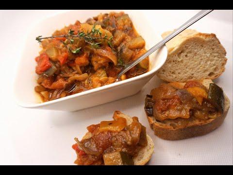 recette-ratatouille-niçoise-à-l'ancienne👩🍳🍆🍅🧄-زعلوك-على-الطريقة-الفرنسية-التقليدية-صحي-وسهل-التحضير
