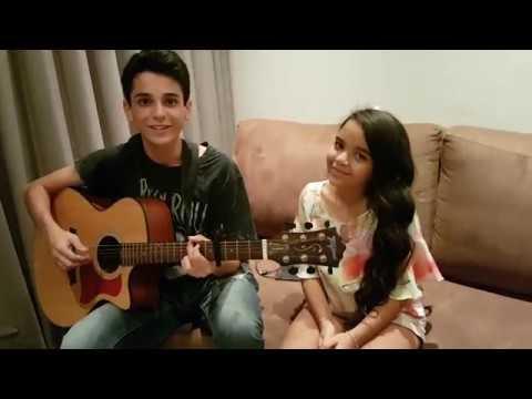 Que Sorte a Nossa por Guilherme Porto e Mariah Yohana COVER