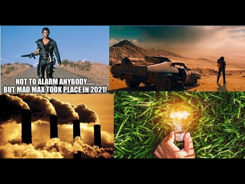 Not to alarm anybody.. But Mad Max took place in 2021!