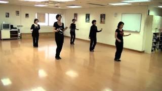 Ami Oh by Vivienne Scott (LIne Dance)