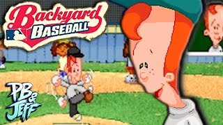 PITCHIN' PETE! - Backyard Baseball (Part 2) | Humongous Entertainment