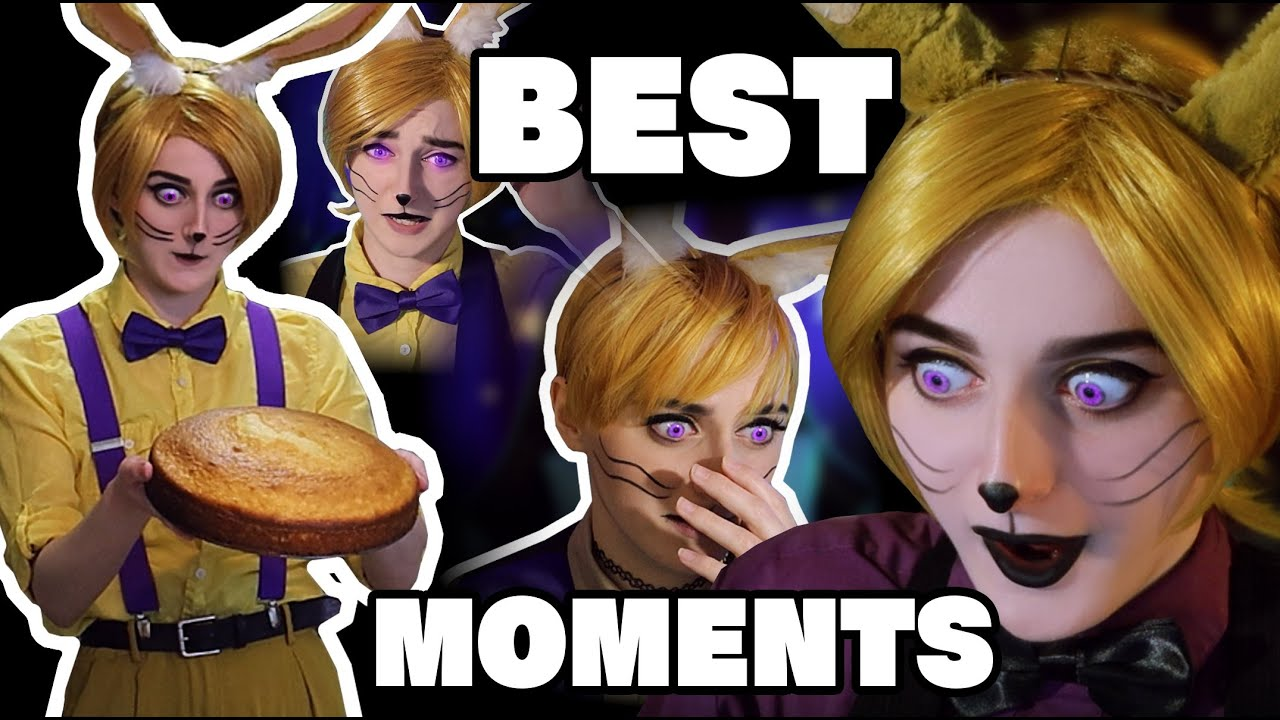 Download Glitchtrap's BEST MOMENTS compilation!