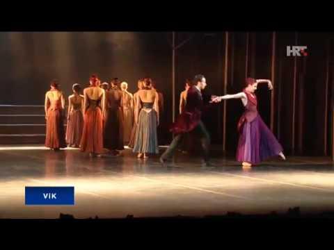Balet Gospoda Glembajevi Hnk Zagreb Youtube