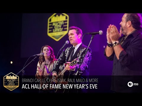 Ring in 2018 with ACL Hall of Fame New Year's Eve!