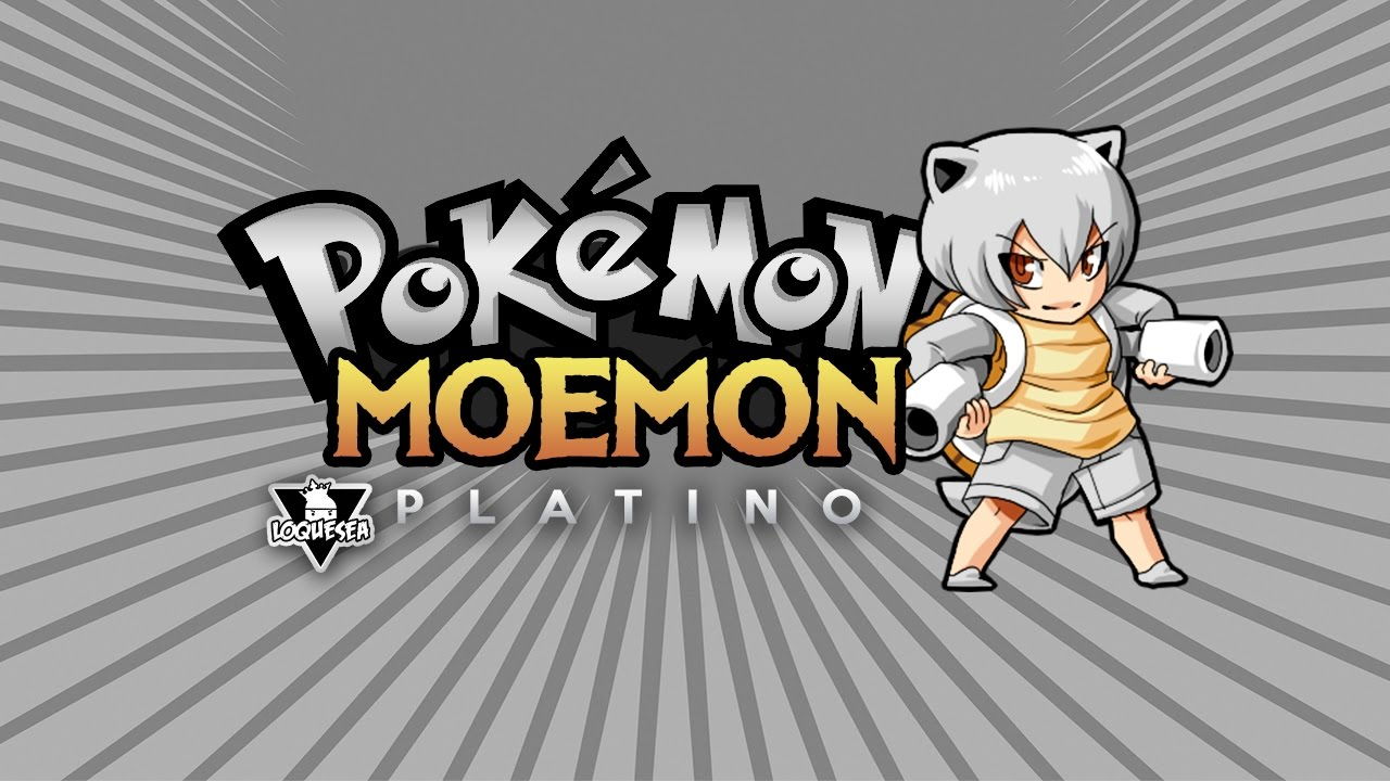 rom pokemon platino
