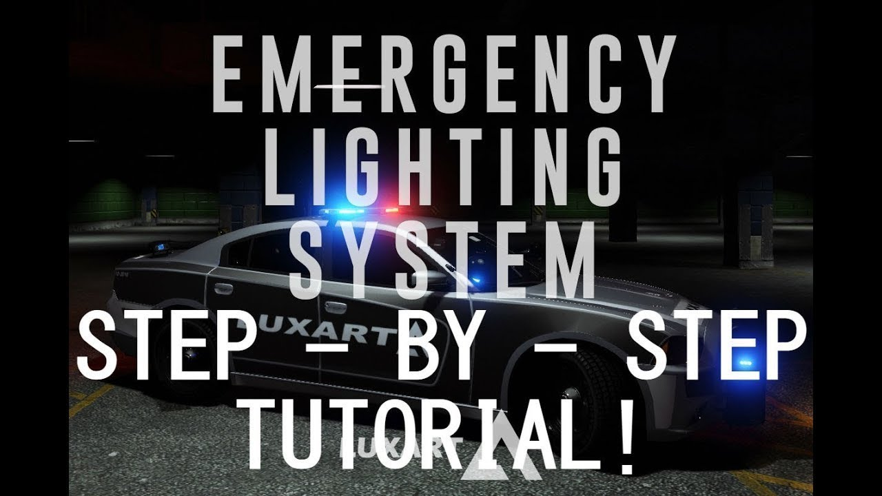 HOW TO INSTALL ELS 1 05 FOR LSPDFR (UPDATED) - Tutorial