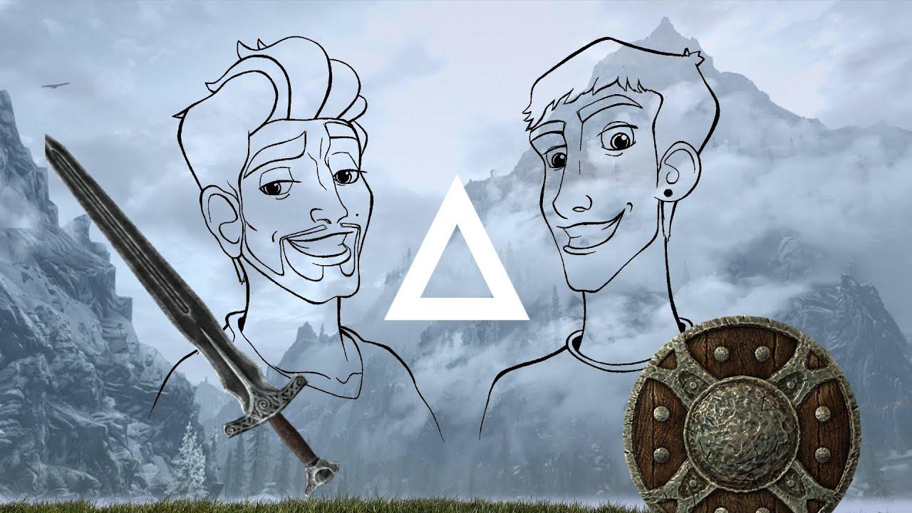 Skyrim.. Together?! ~ The FDL Podcast #10