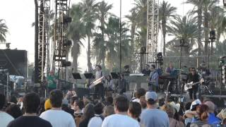 Belle And Sebastian - The Book of You (Coachella, Indio CA 4/19/15)