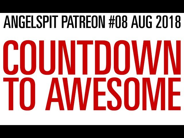 COUNTDOWN TO AWESOME
