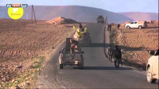 قوات سوريا الديمقراطية تتقدم نحو الرقة