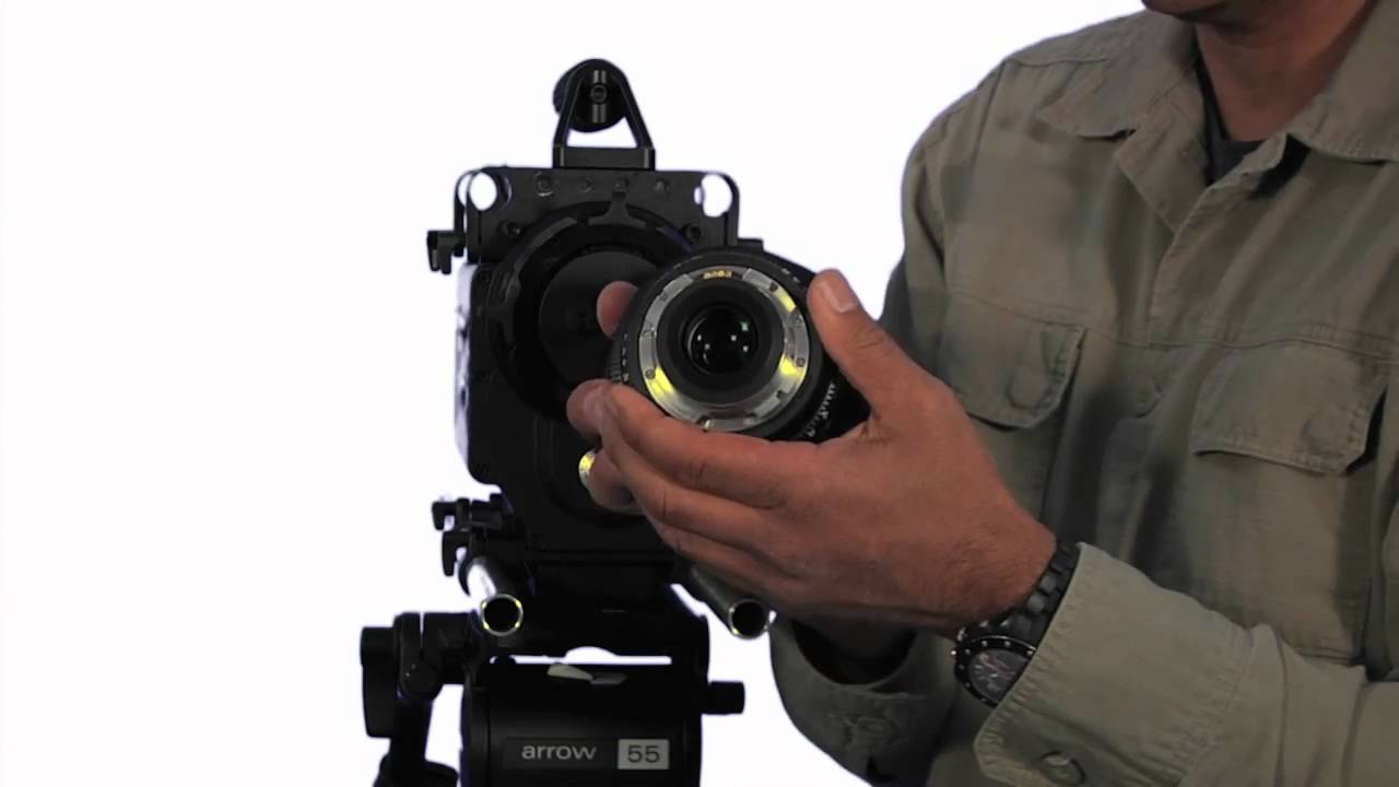 Red One Camera Tutorial - YouTube
