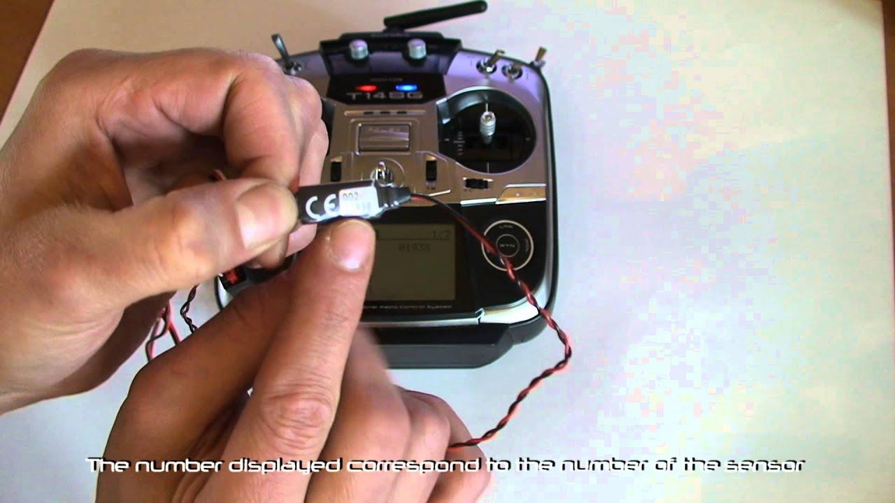 futaba sbs-01v voltage sensor