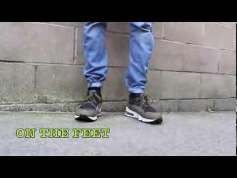 najbardziej popularny autentyczny szalona cena Nike Air Huarache Light Burst Review + On Feet - YouTube