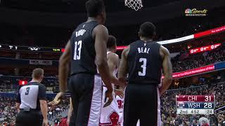 Chicago Bulls vs Washington Wizards | December 28, 2018